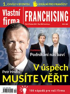 Casopis Vlstni firma franchising